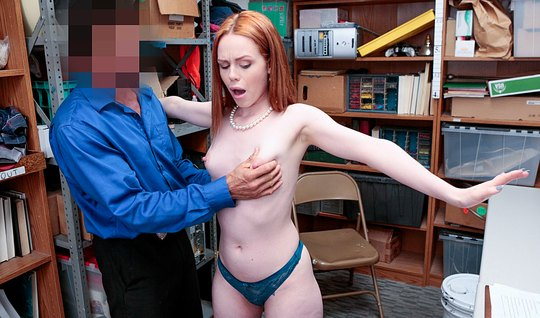 redhead girl in my office pays for stealing my body...