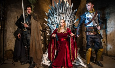 New Game of Thrones sex version from the best Studio Brazzers...